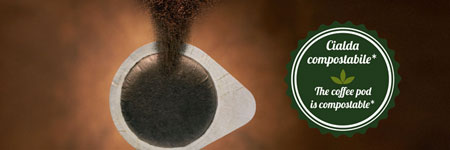 THE COFFEE POD COMPOSTABLE